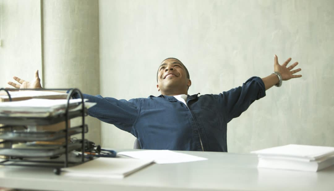 Stretches to do at work that prevent pain