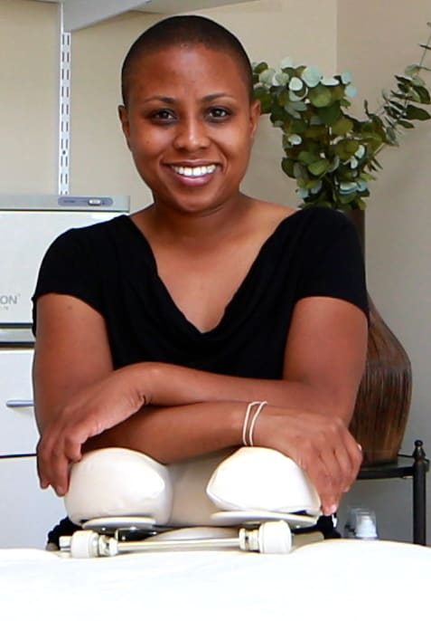 Felicia Hayes, Massage Therapist