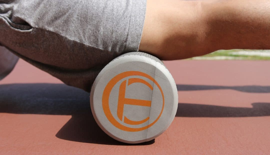 Use a foam roll to massage your knots out